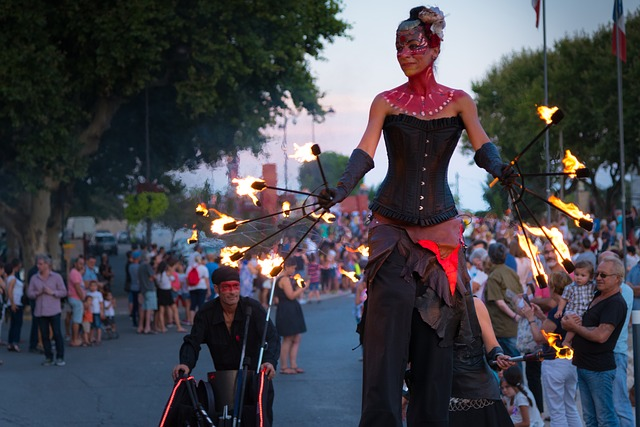 כל מה שרציתם לדעת על פסטיבל פסלים חיים ברחובות
