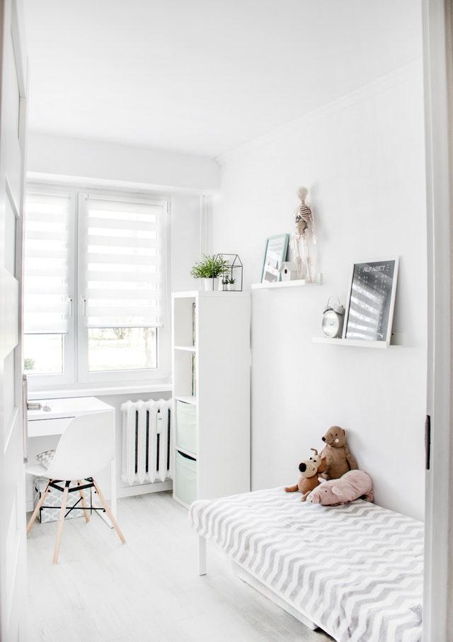 עיצוב חדר ילדים בצורה חכמה