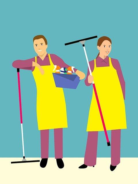 איך לבחור עוזרת בית