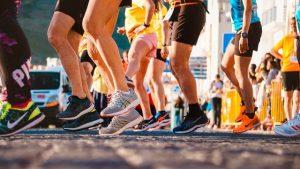 אימון חצי מרתון