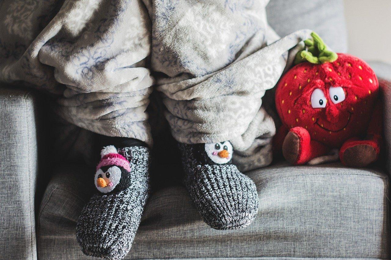 גרביים עם פרצופים