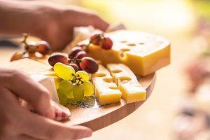 מידע על גבינות