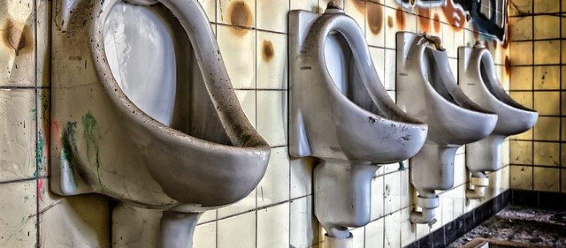 מעלימים את ריח השתן בשירותי בית הספר
